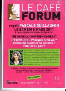 Le café du forum